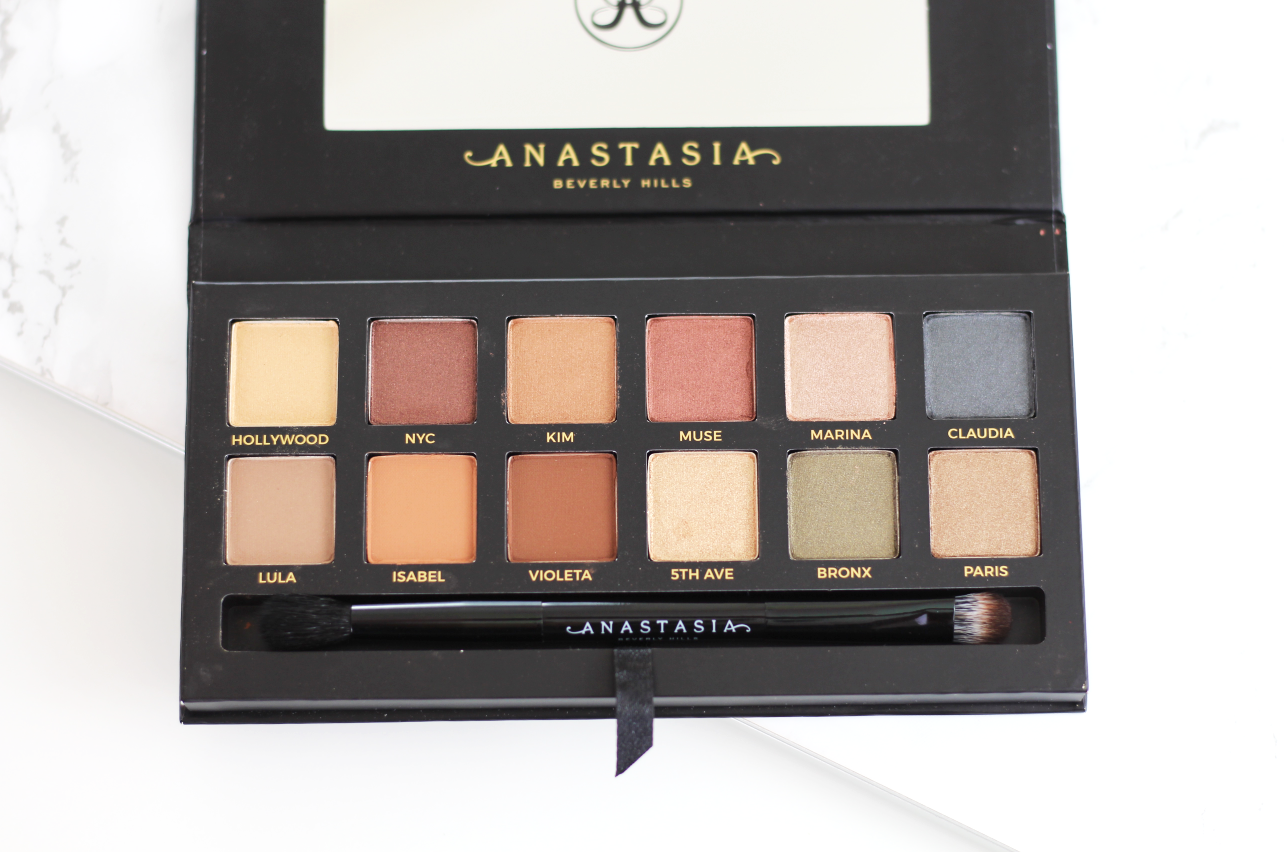 THE MASTER PALETTE BY MARIO (+GIVEAWAY)