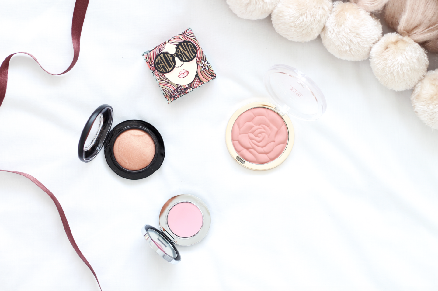 THE SPRING BLUSH EDIT