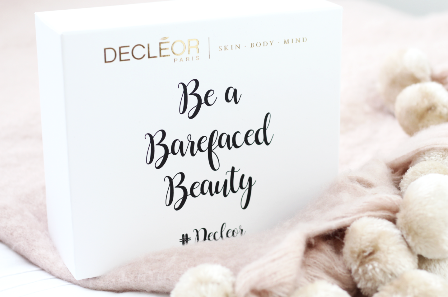 THE IMPORTANCE OF BAREFACED BEAUTY
