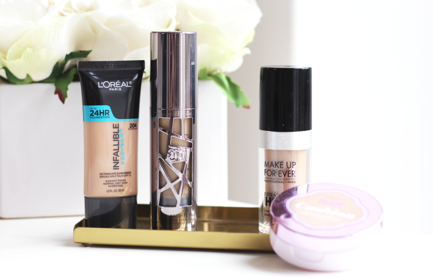 PERFECT FOUNDATION PAIRINGS