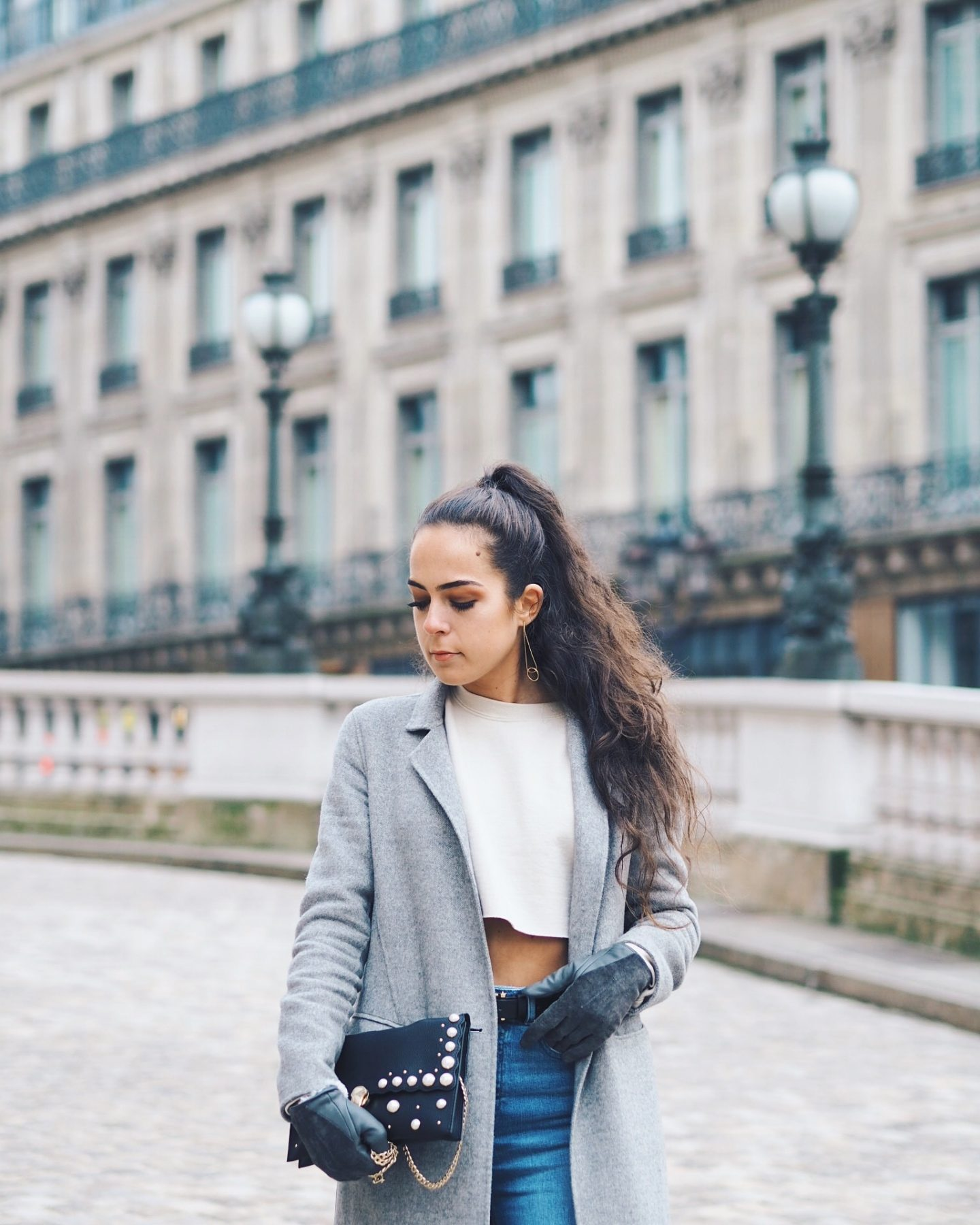 THE PARIS OUTFIT DIARIES