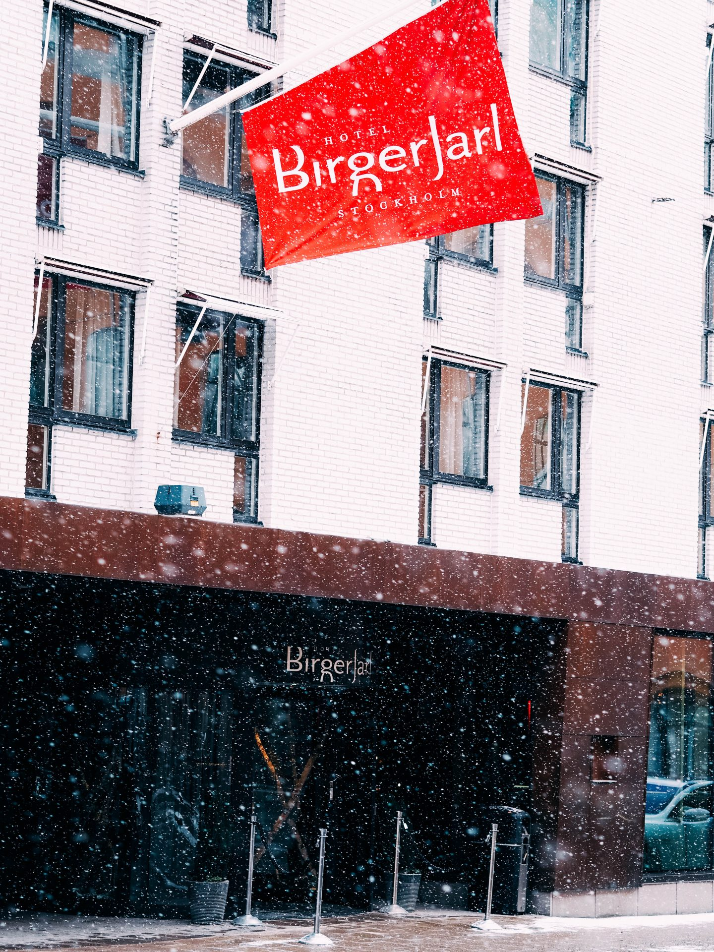 A 3 DAY STAY AT HOTEL BIRGER JARL